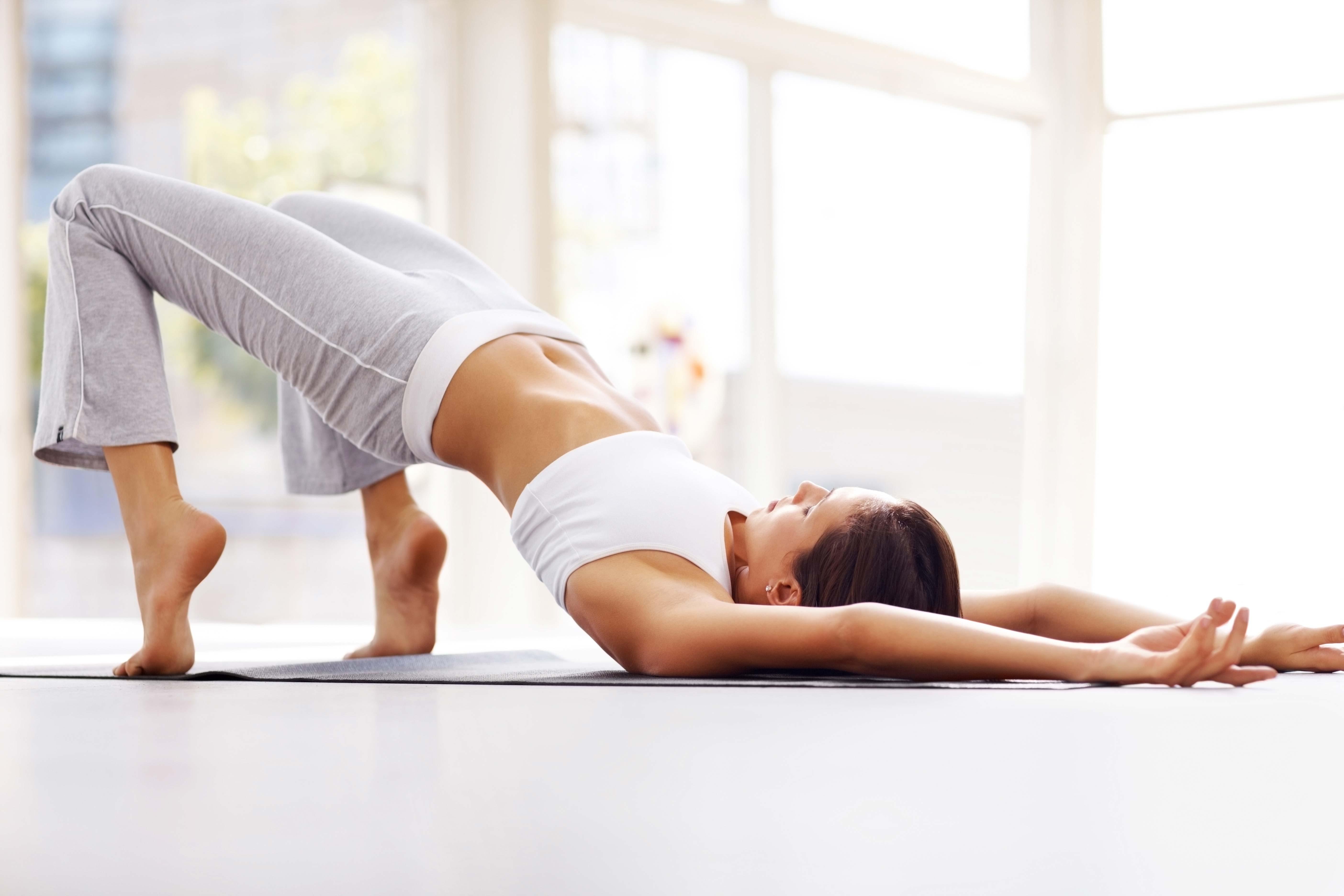 оргазм в йоге