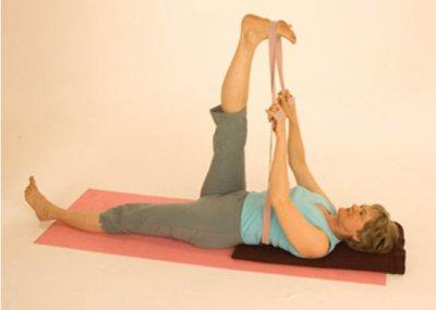 Йогатерапия для тазобедренного сустава связки коленного сустава упражнения