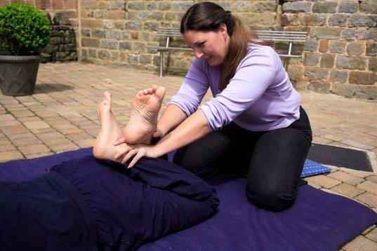 Чем полезен тайский массаж всего тела